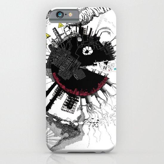 Lost Heaven iPhone & iPod Case