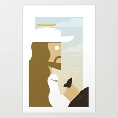 Part of the Deal Art Print