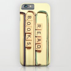 Read Books Slim Case iPhone 6s