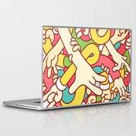 Hand Study Laptop & iPad Skin