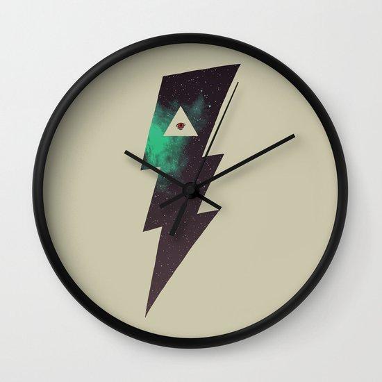 Dark Energy Wall Clock