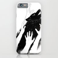 Wolves of Paris iPhone 6 Slim Case