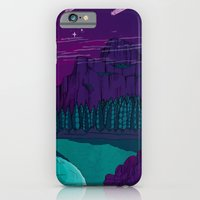iPhone & iPod Case featuring Stargazers by Kathryn Corlett // Illustration and Desi