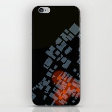 Figure Ground iPhone & iPod Skin