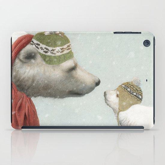 First Winter iPad Case