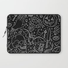 Halloween Horrors Laptop Sleeve