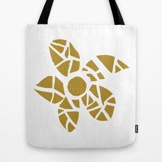 Mosaic Flower Tote Bag