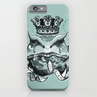 iPhone & iPod Case featuring Poor Prince by Oh-Harvey