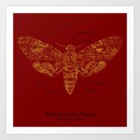 Requiem Enim Misera Art Print