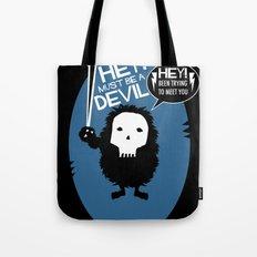 Hey! Tote Bag