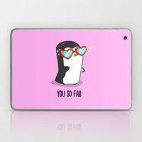 Fabulous Penguin Laptop & iPad Skin