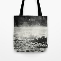 Somewhere Over The Cloud… Tote Bag
