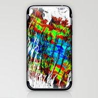 Schemata Sea II iPhone & iPod Skin