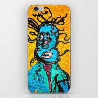 creature iPhone & iPod Skin