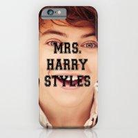 Mrs. Harry Styles iPhone 6 Slim Case