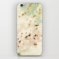 BRAVE LITTLE BLOSSOMS iPhone & iPod Skin