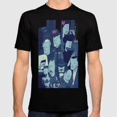 Blade Runner SMALL Mens Fitted Tee Black