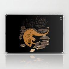 The Book Wyrm Laptop & iPad Skin