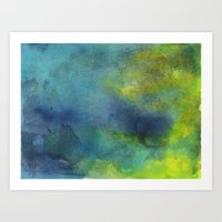 Elements of the Earth Art Print