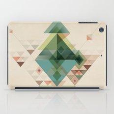 Abstract illustration iPad Case