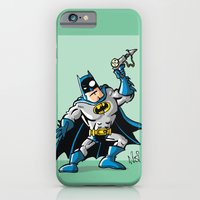 Another Strong man in a super hero costume iPhone 6 Slim Case