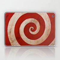Sideshow Carnival Spiral Laptop & iPad Skin