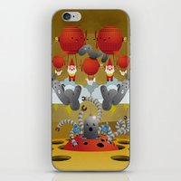 Meet Raveland 03 iPhone & iPod Skin