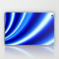 Blue N White Laptop & iPad Skin