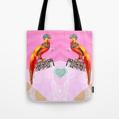 >>BOOMBOXBYRD Tote Bag