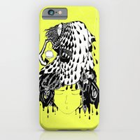 iPhone & iPod Case featuring Monster II by Siphong