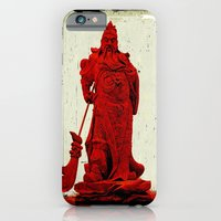 General's Red Rage iPhone 6 Slim Case