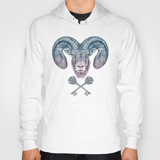 The Ram (Aries) Hoody