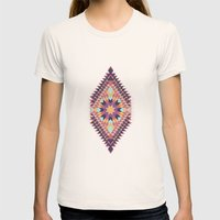 Ticky Ticky Womens Fitted Tee Natural SMALL