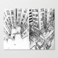 Bloc Canvas Print