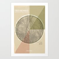 The National- Apartment … Art Print