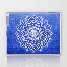 okshirahm, blue crystal Laptop & iPad Skin