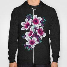 Manuka Floral Print -  Light Hoody