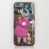 MTA Zoo iPhone 6 Slim Case