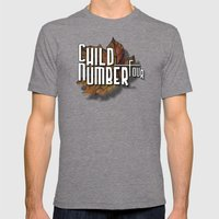 .... Mens Fitted Tee Tri-Grey SMALL