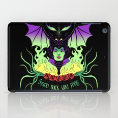 Maleficent iPad Case