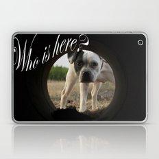 My dog Kira  Laptop & iPad Skin