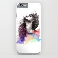 Crystalised // Fashion Illustration  iPhone 6 Slim Case