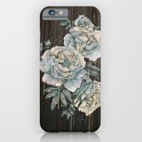 Peony Wood iPhone 6 Slim Case