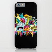 Dino Jam iPhone 6 Slim Case