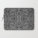 Radiate (BW) Laptop Sleeve