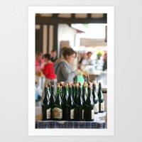 Cidre Art Print