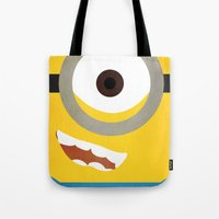 Simple Heroes - Minion Tote Bag