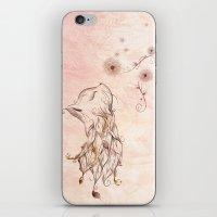 The Little Kitty  iPhone & iPod Skin