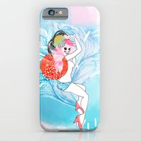 iPhone & iPod Case featuring Josephine by Tiffany Atkin