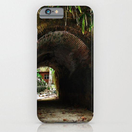 Old tunnel 2 iPhone & iPod Case
